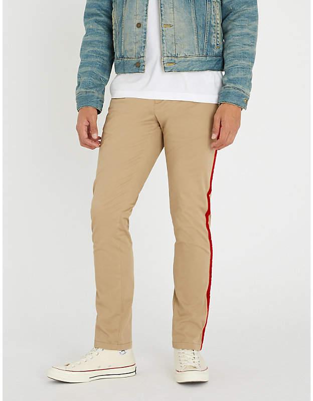 Tommy Hilfiger x Lewis Hamilton stretch-cotton trousers