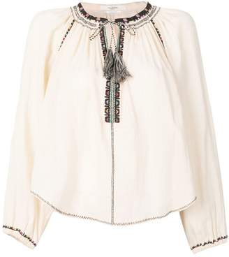 Etoile Isabel Marant loose-fit blouse