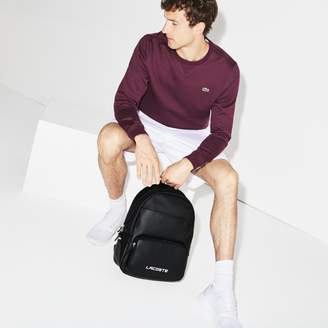 Lacoste Men's Ultimum Lettering Petit Pique Backpack