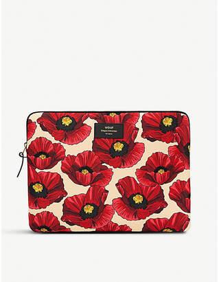 "Selfridges Wouf Poppy 13"" laptop case"