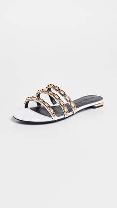 Stella Luna Three Chains Sandals