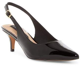 Steve Madden Steven By Envie Pointed Toe Slingback Pump