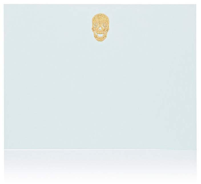 Connor Skull Notecard Set