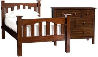 Pottery Barn Kids Kendall Bed & Dresser Set