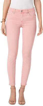Liverpool Piper Ankle Skinny Jeans in Luscious Pink