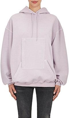 Balenciaga Women's Logo Cotton Hoodie