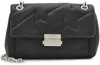 Zadig & Voltaire Ziggy Leather Shoulder Bag