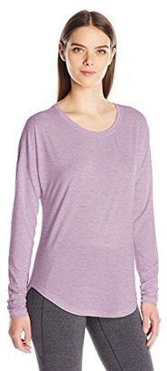 Lucy Women's Final Rep Long Sleeve Top $55 thestylecure.com