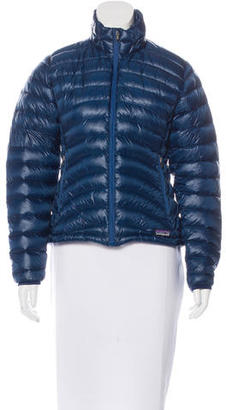 Patagonia Quilted Down Jacket $125 thestylecure.com