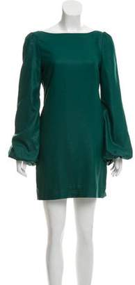 Elizabeth and James Mini Bishop Dress