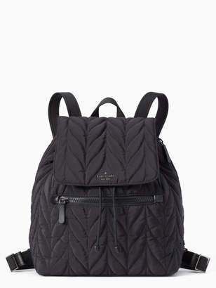 Kate Spade ellie large flap backpack