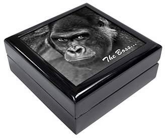 DAY Birger et Mikkelsen Gorilla 'The Boss' Fathers Gift Keepsake/Jewellery Box Christmas Gift