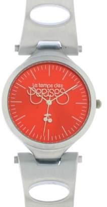 Le Temps Des Cerises Women's Watch Analogue Quartz Stainless Steel TC39RDM