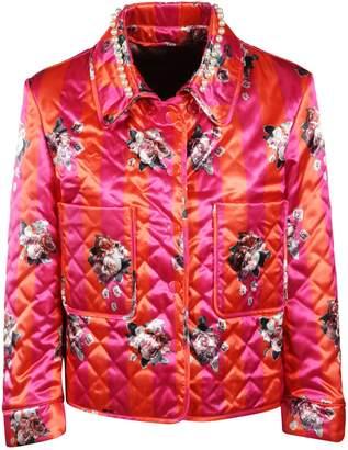 Golden Goose All-over Floral Jacket