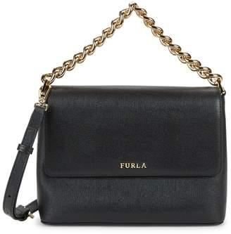 Furla Gaya Leather Crossbody Bag