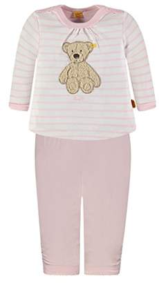 Steiff Girl's 2tlg. Schlafanzug 6836215 Pyjama Sets,9-12 Months