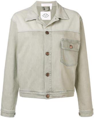 See by Chloe boxy denim jacket