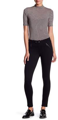 Democracy Zip Pocket Moto Leggings