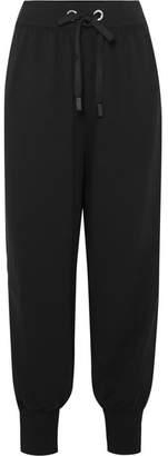 NO KA 'OI NO KA'OI Ano'e Striped Stretch Cotton-blend Track Pants