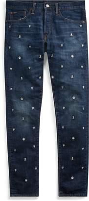 Ralph Lauren Sullivan Slim Embroidered Jean