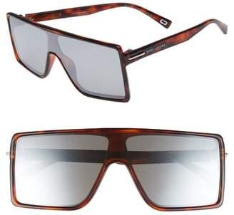 Marc Jacobs 54mm Shield Sunglasses
