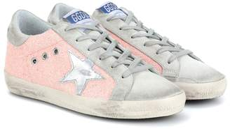 Golden Goose Exclusive to mytheresa.com Superstar leather sneakers