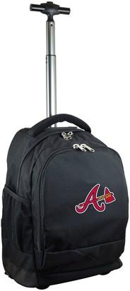 Atlanta Braves Premium Wheeled Backpack