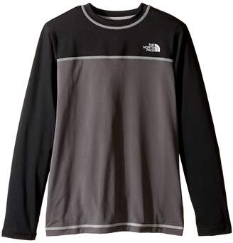 The North Face Kids Long Sleeve Hike/Water Tee Boy's T Shirt