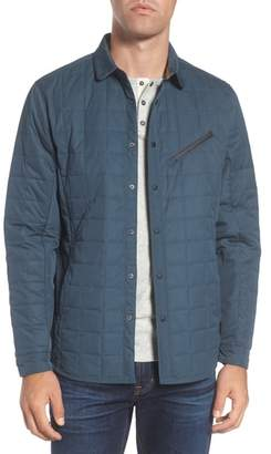 Jeremiah Bixby Quilted Shirt Jacket