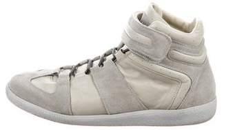 Maison Margiela Replica High-Top Sneakers