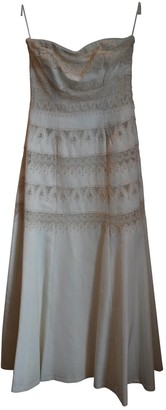 Coast White Lace Dress for Women