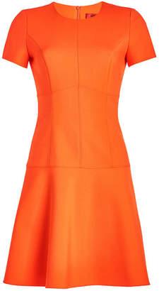 HUGO Karlia Fit and Flare Dress