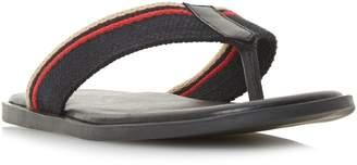 Dune Incognito Toe Post Sandals