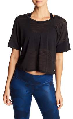 Alo In-the-City Short Sleeve Top