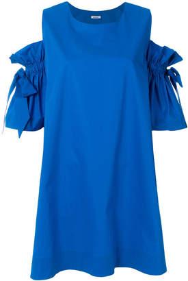 P.A.R.O.S.H. cold shoulder dress
