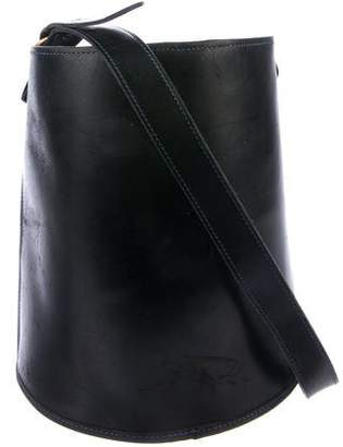 Creatures of Comfort Smooth Leather Bucket Bag