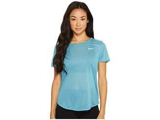 Nike Breathe Running Top Women's T Shirt