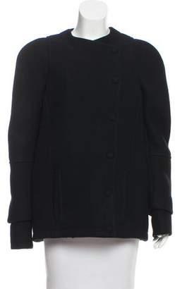 Balenciaga Wool Short Coat w/ Tags
