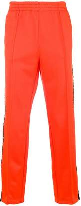 MSGM track trousers