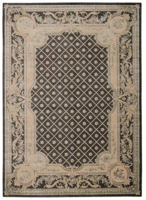 "Nourison Platine Collection Area Rug, 3'5"" x 5'5"""