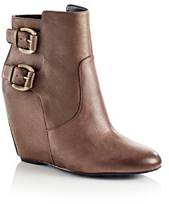 """GUESS Ulfred"""" Wedge Bootie"""