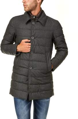 Herno Long Down Jacket