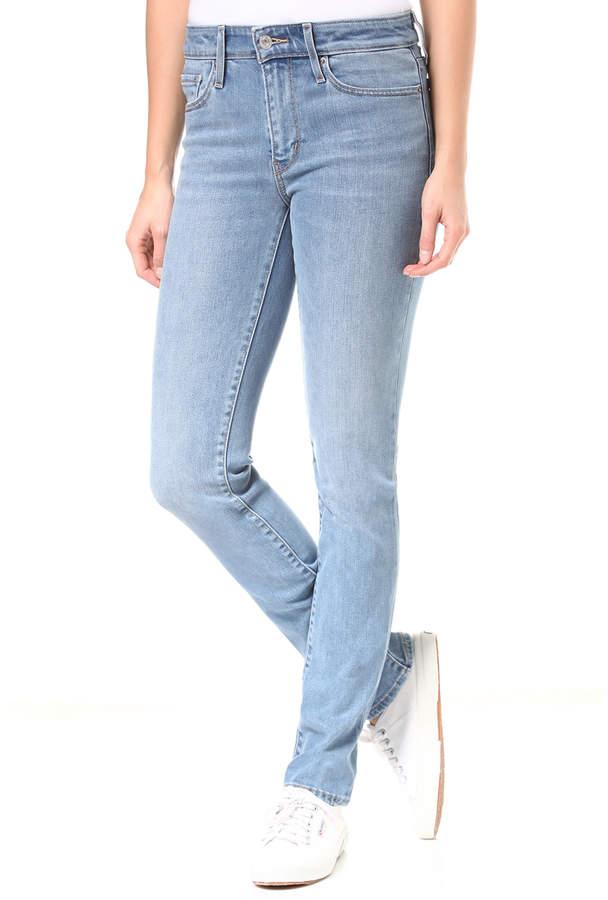 Levi's SKATE 712 Slim - Jeans für Damen