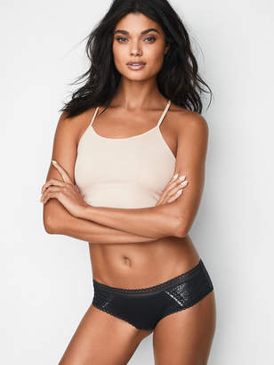 Victoria's Secret Lace-trim Hiphugger Panty