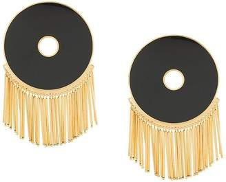 Monica Sordo maxi round earrings