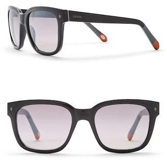 Fossil Women's 53mm Square Sunglasses