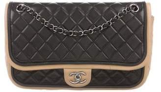 Chanel Jumbo Graphic Flap Bag