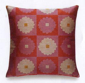 Maharam Mikado Pink Pillow