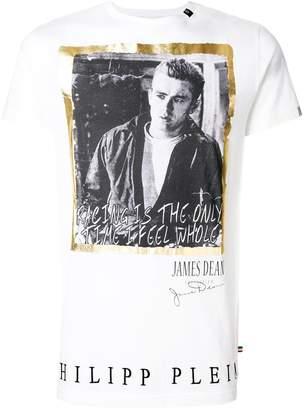 Philipp Plein front printed T-shirt