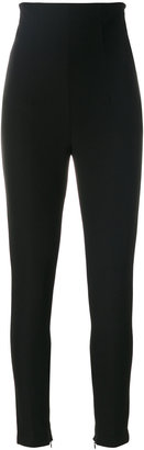 Twin-Set high-waisted pants $239.79 thestylecure.com